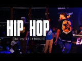 EAT D BEAT 2015 | Finals Hip Hop | EDA vs CHEKBOOGIE