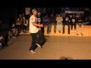 Slim Boogie vs MADOKA FINAL POP / SDCJ 2015 STREET DANCE CAMP JAPAN