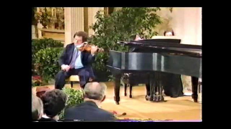 Itzhak Perlman Chopin Nocturne in C minor