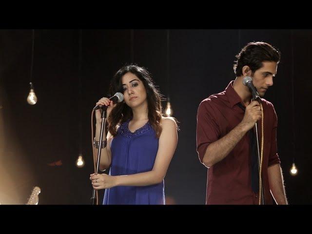 Tum Hi Ho (Acoustic Cover) -- Aakash Gandhi (ft. Sanam Puri, Jonita Gandhi, Samar Puri)