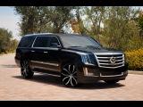 Custom Cadillac Escalades on 26