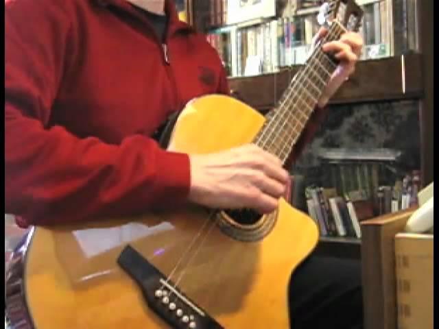 Свет былой любви АРИЯ переложение для гитары