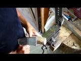 Как заточить топор и сделать точилку