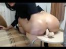 milf asshole masturbation