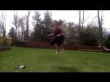 8 minute Full Body Cardio Strength Hiit