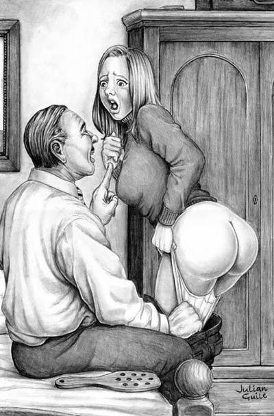Порка непослушной жены — photo 8