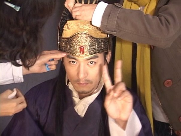 Жожик, его величество Император Чу Чжин Мо ♛- 2 - Страница 8 OoEkfmb2Y3I