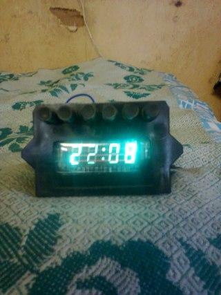 Часы ЭЛЕКТРОНИКА Б12-22,