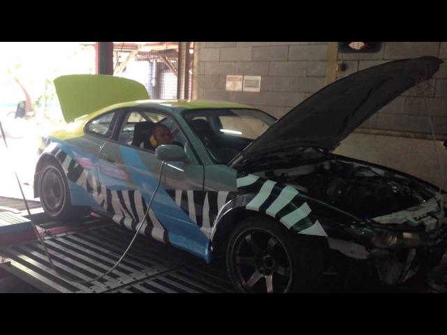 Dyno tuning Haltech Platinum Sport 2000 - Nissan Silvia S15 2JZ-GTE VVTi