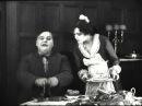 Roscoe 'Fatty' Arbuckle - The Rough House, 1917, frag.