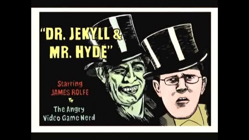 Dr. Jekyll Mr. Hyde Re-Revisited [AVGN 95 - Русская озвучка RVV]