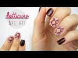 Dotticure Nail Art! (маникюр в домашних условиях, делаем самостоятельно дизайн ногтей на короткие ногти, 2016)