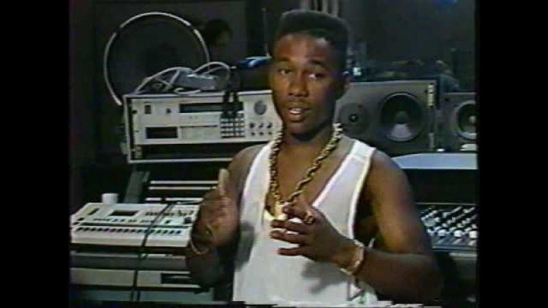 Chicago Hip House Documentary 1989
