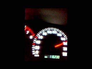 Toyota Corolla e12 1.6 VVTI 0-190km/h