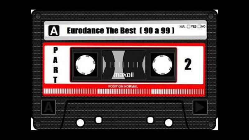 The Best Eurodance ( 90 a 99 ) - Part 2