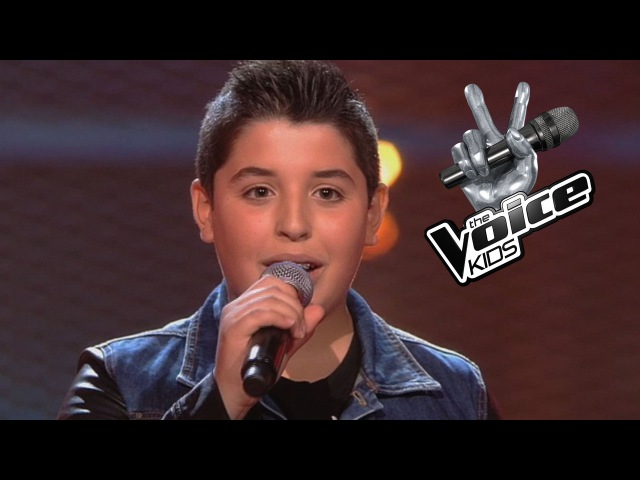 Redouan - Nobodys Perfect (The Voice Kids 2015 The Blind Auditions)
