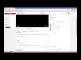Новый интерфейс Live treaming Youtube (потоковые стримы, потоковое видео). Плюсы и минусы.