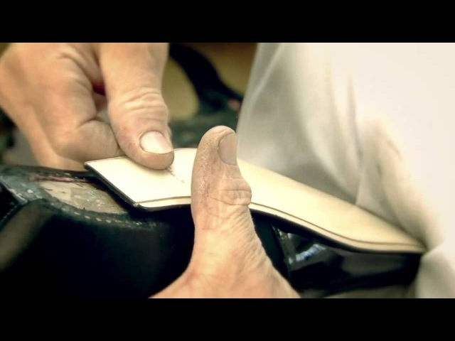 This is how Louis Vuitton shoes are made - men's shoemaking in Fiesso d'Artico