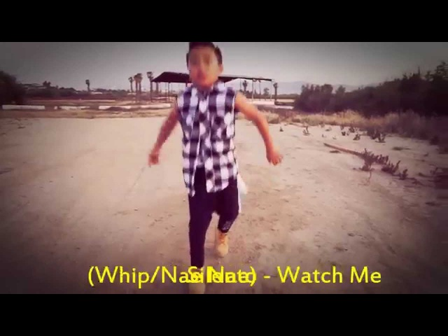 SILENTO - Watch Me (Whip/Nae Nae) WatchMeDanceOn   Aidan Prince