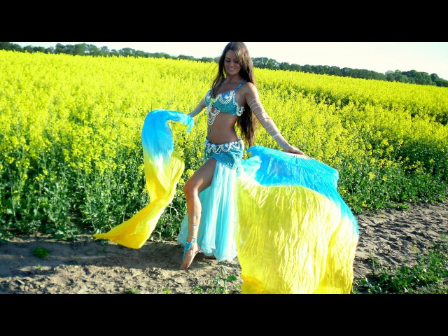 Yearning - Raul Ferrando - Isabella Belly Dance - Fan Veils HD