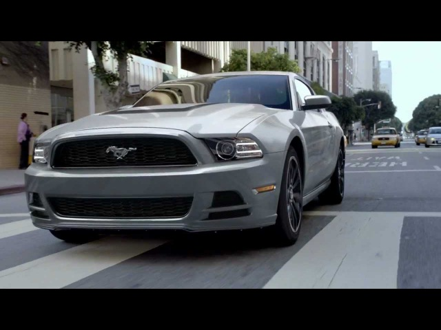 New 2013 Ford Mustang Commercial How It Starts