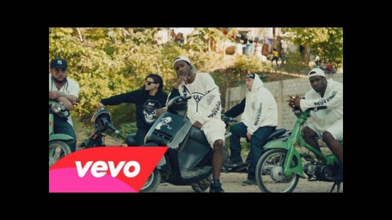 A$AP ROCKY - Wild For The Night (Explicit) ft. Skrillex, Birdy Nam Nam (KTL)