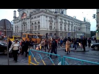 Lviv Opera House short video
