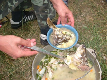 рыбацкая кухня