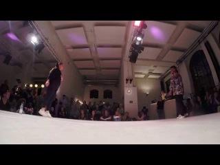 Wesley (X-Gen) VS Yeliz (nutrospektif) I HOUSE Semifinal I International Summer Battle 2015