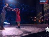 Танцы со звездами. Эфир от 14.03.2015. Ирина Пегова и Андрей Козловский