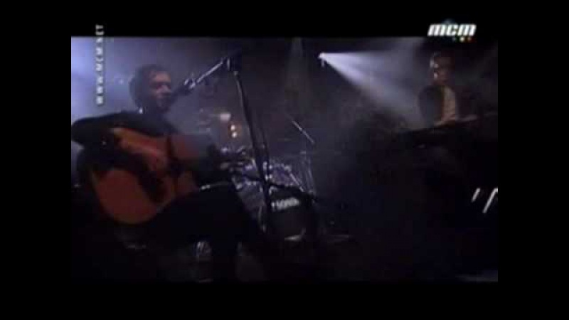 Placebo live 22nd of February 2001 acoustic - Blue American -