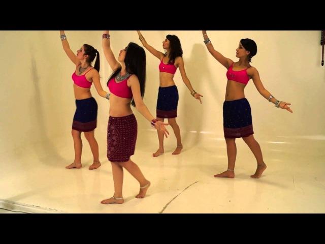 Zarema Diana Studio Онлайн урок Болливуд