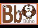 Abecedario Español Completo con Animales, Complete Alphabet in Spanish w/ Animals