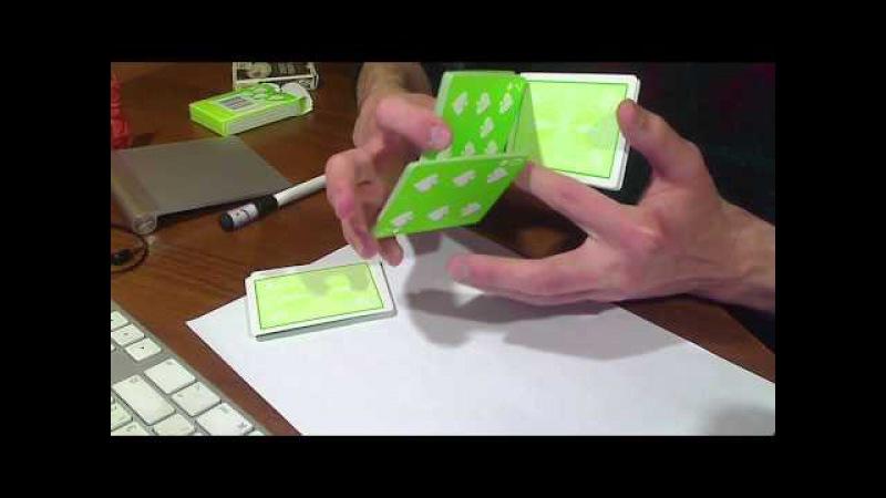 Карточный флориш Урок