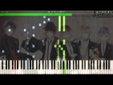 Synthesia Hard Piano Version Diabolik Lovers OP   Mr  Sadistic Night Opening Diabolik Lovers