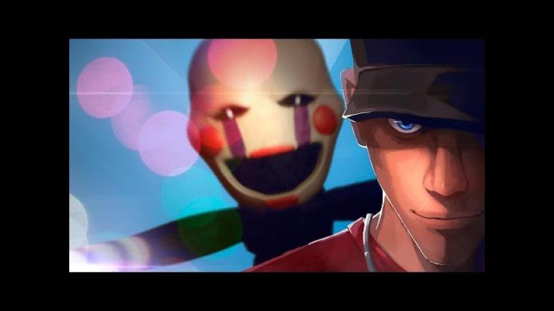 МАРИОНЕТКА ПРЕСЛЕДУЕТ МЕНЯ - Five Nights At Freddy's 3 Animation
