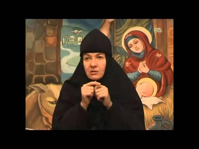 Ошибки родительского воспитания Монахиня Нина Крыгина