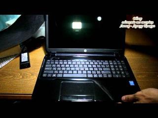 Обзор ноутбука HP 15-d053sr