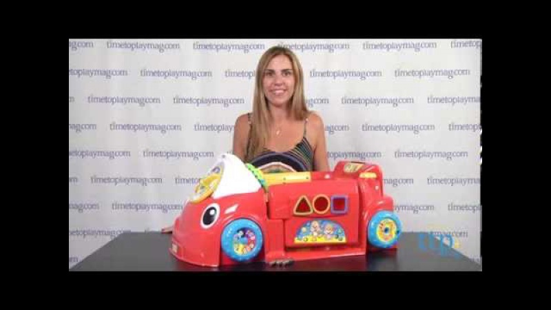 Laugh Learn Crawl Around Car from Fisher-Price