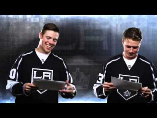Scoreboard Feature - The Newlywed Game - Tanner Pearson & Tyler Toffoli