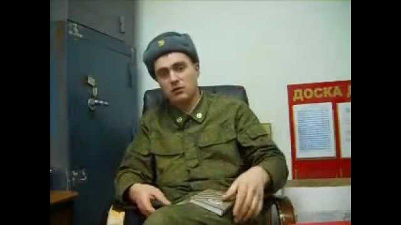 Простой русский солдат рассказывает всю правду