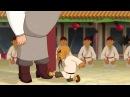 Три Богатыря и Шамаханская Царица   Зашибу мультфильм