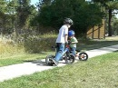 Strider's new pro rider