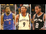 NBA Top 10 Defensive Players of 2014 - 2015