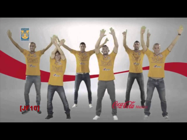 Coca-Cola Te mueves tú, se mueven todos - Club Tigres