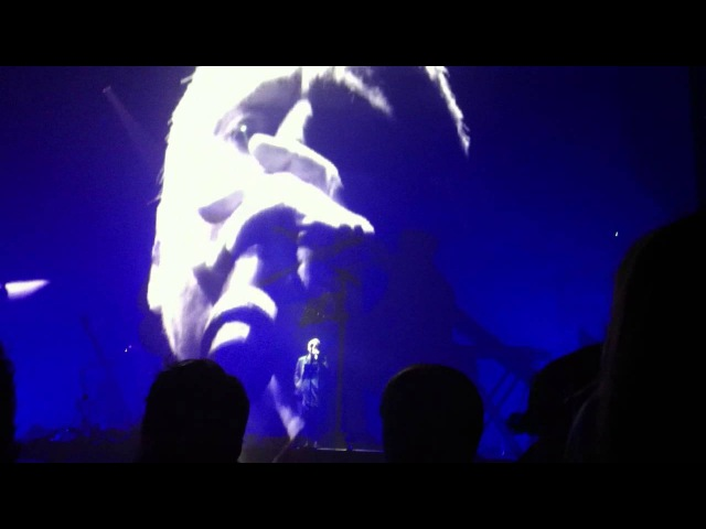 Massive Attack / Elizabeth Fraser , The look of love , MIF. Mayfield Station , Manchester ,4/7/13