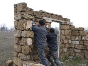 Началось? Самозахватчики в крымском селе Укромное провели добровольный снос строений