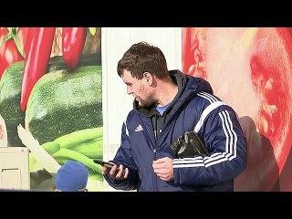 В частной спортивной секции тренер по футболу ударил ребенка во время матча - Первый канал