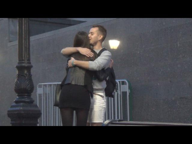 Пикап Знакомство с девушкой на улице №6 Девушка ворующая бюджеты из государства