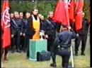 Освящение воинского знамени РНЕ